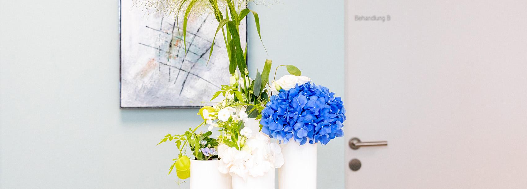 Praxis Gut – Blumen